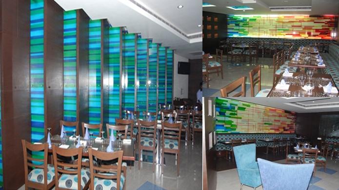 Palette Multicuisine Restaurant, Kanpur